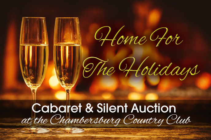 Home for the Holidays Cabaret Silent Auction
